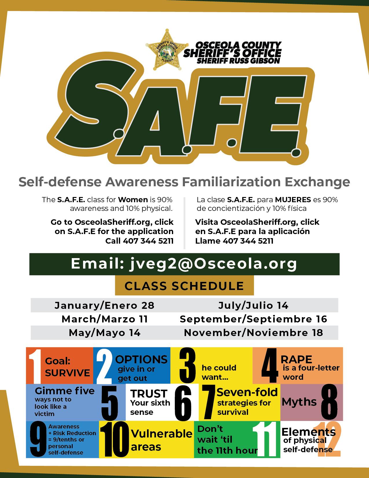 SAFE Class
