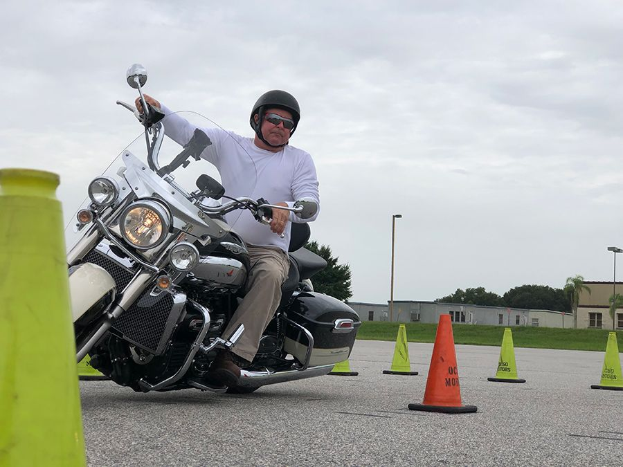 S.M.A.R.T Motorcycle Safety Course