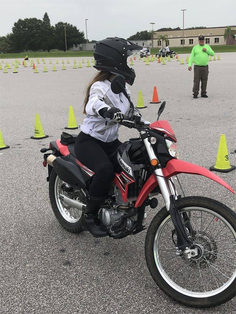 S.M.A.R.T Motorcycle Skills Challenge