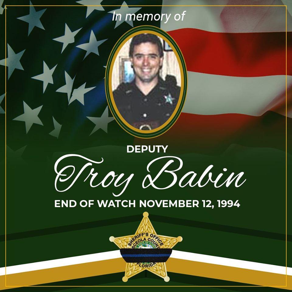 Deputy Troy Babin