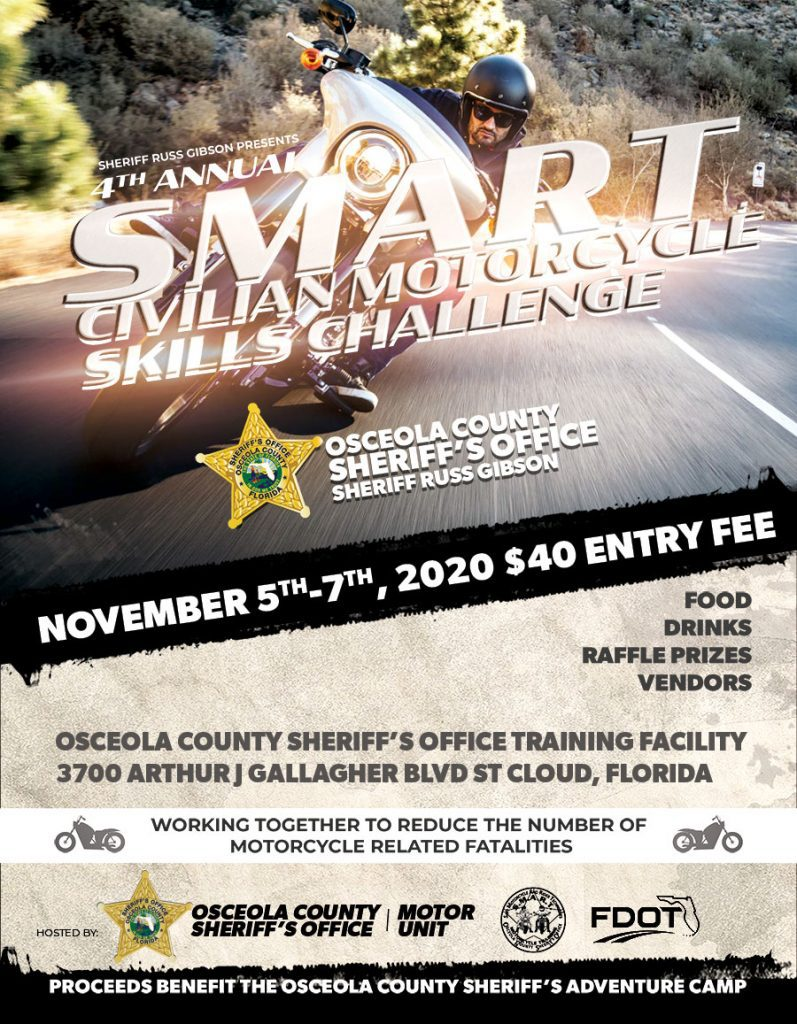 S.M.A.R.T Civilian Motorcycle Skills Challenge