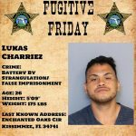 Fugitive Friday Charriez