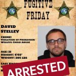 David Stelley Arrested
