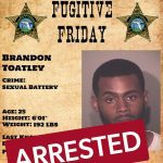 Brandon Toatley Arrested