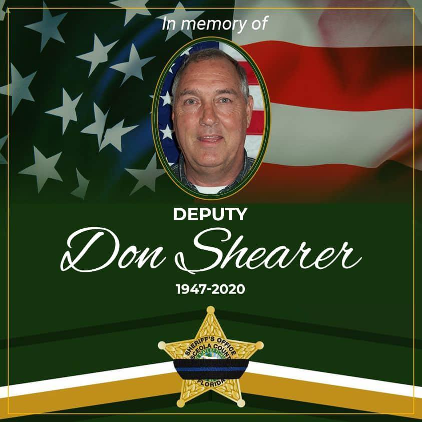 Deputy Don Shearer