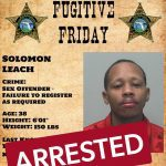 Solomon Leach - Arrested