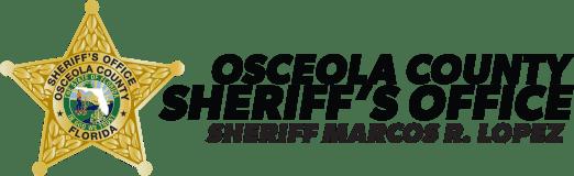 Osceola County Sheriff's Office Logo - Sheriff Marcos R. Lopez