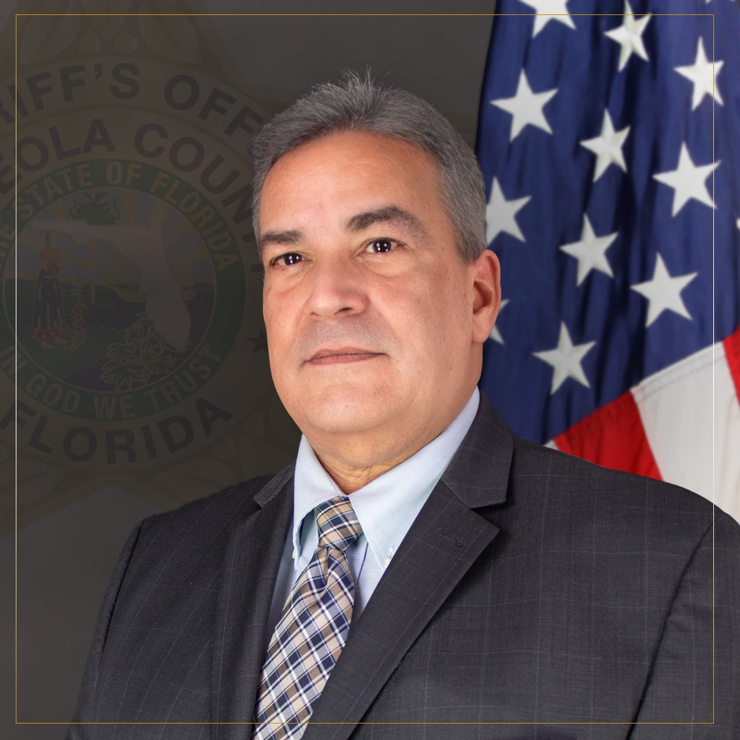 Jorge Torres Caratini - Chief Financial Officer - Osceola County Sheriff's Office