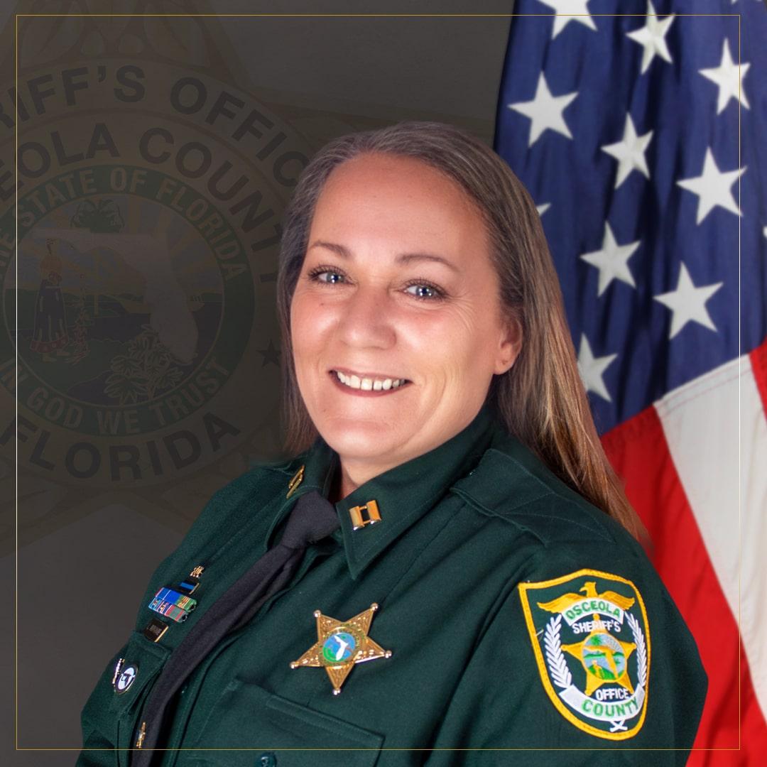 Captain Lori Mingione