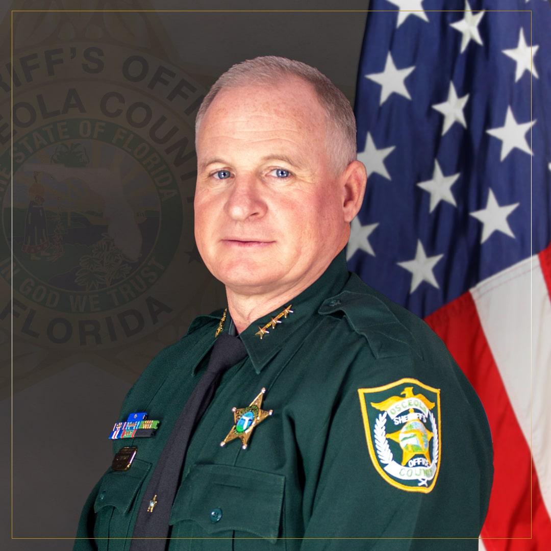 Chief Deputy John A. Haydel - Chief Deputy