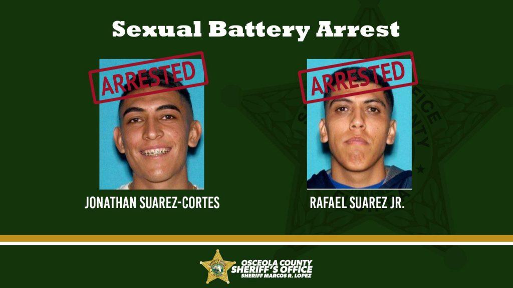 Sexual Battery Arrest _Cortes