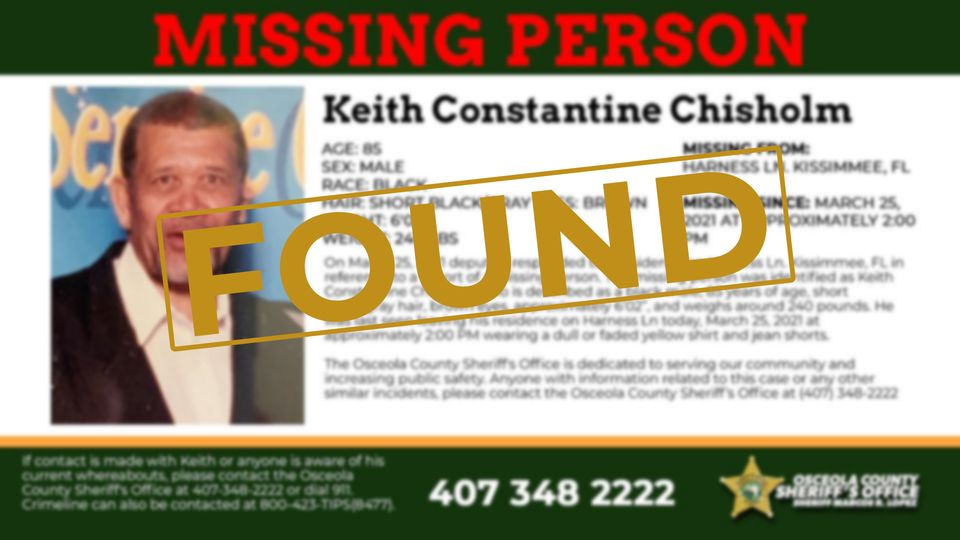 Keith Found