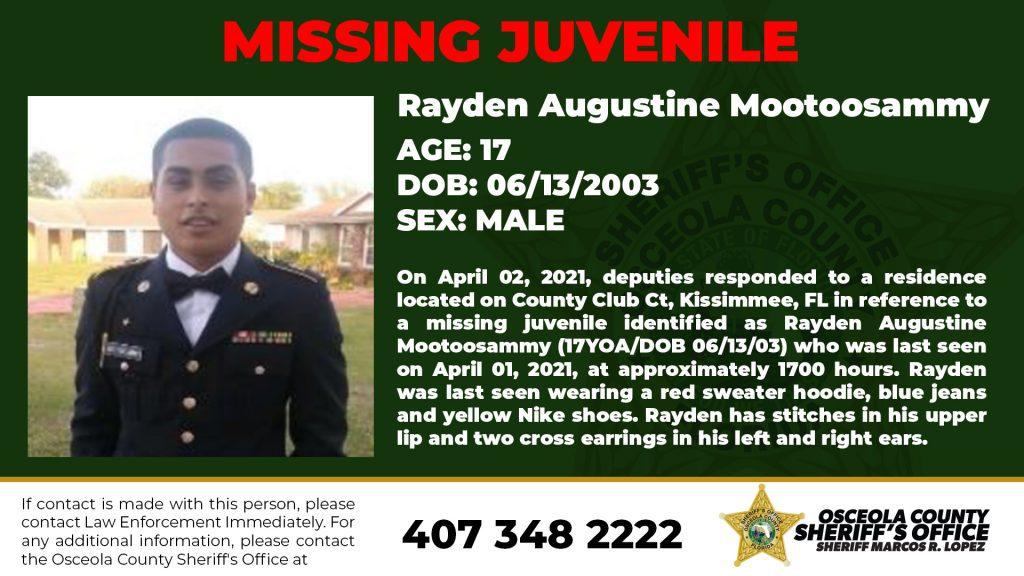 missing_Juvenile_Rayden_agustine