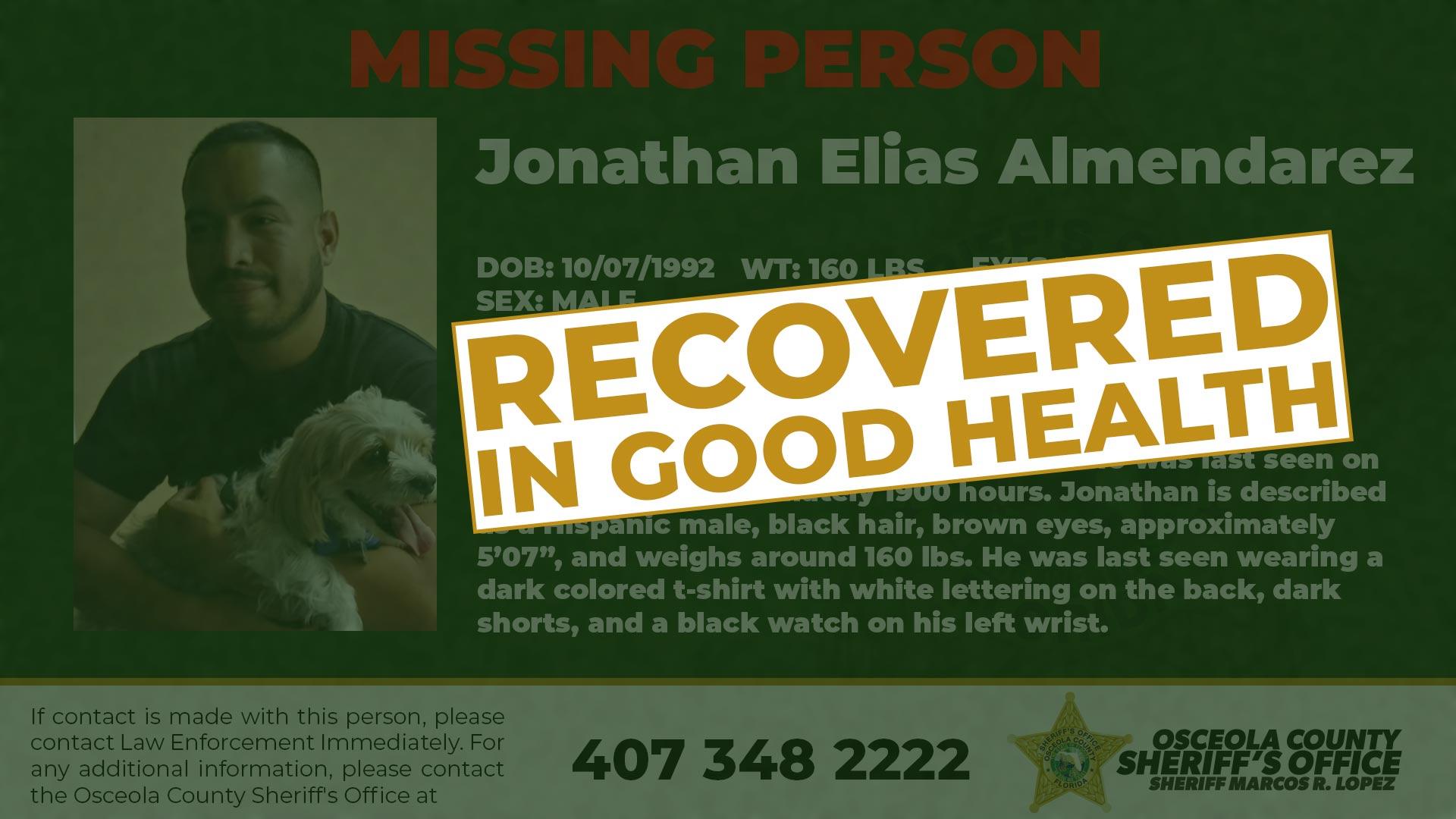 Missing_person_ Jonathan Elias Almendarez_FOUND_c