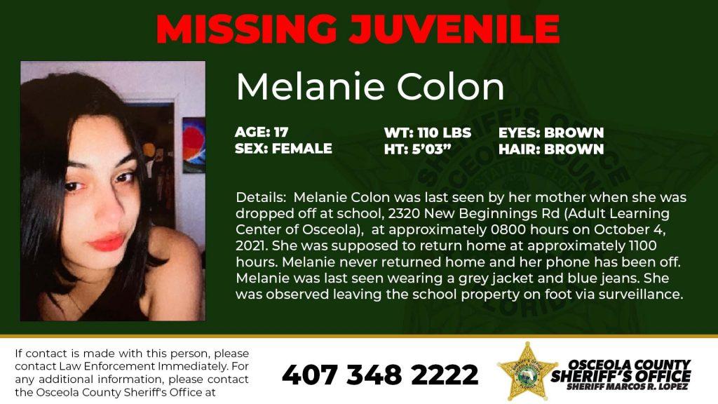 Melanie Colon